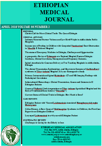 View Vol. 56 No. 2 (2018): April Issue